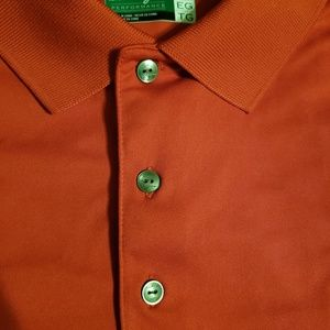 Ben Hogan performance polo